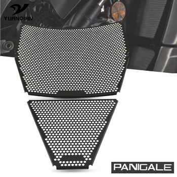 For Ducati Streetfighter V4/S 2020+ Panigale 2018 2019 Radiator Guard Set Motorcycle Grill Cover Protector