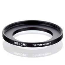RISE(UK)37-49 MM 37 - 49 to Step Up Ring Filter Adapter