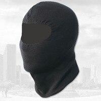 KOMINE Outdoor Sport Sneldrogend Zweet Antibacteriële Deodorant op een Motorfiets Maskers voor Motorfiets Moto Tactische Masker Zwart
