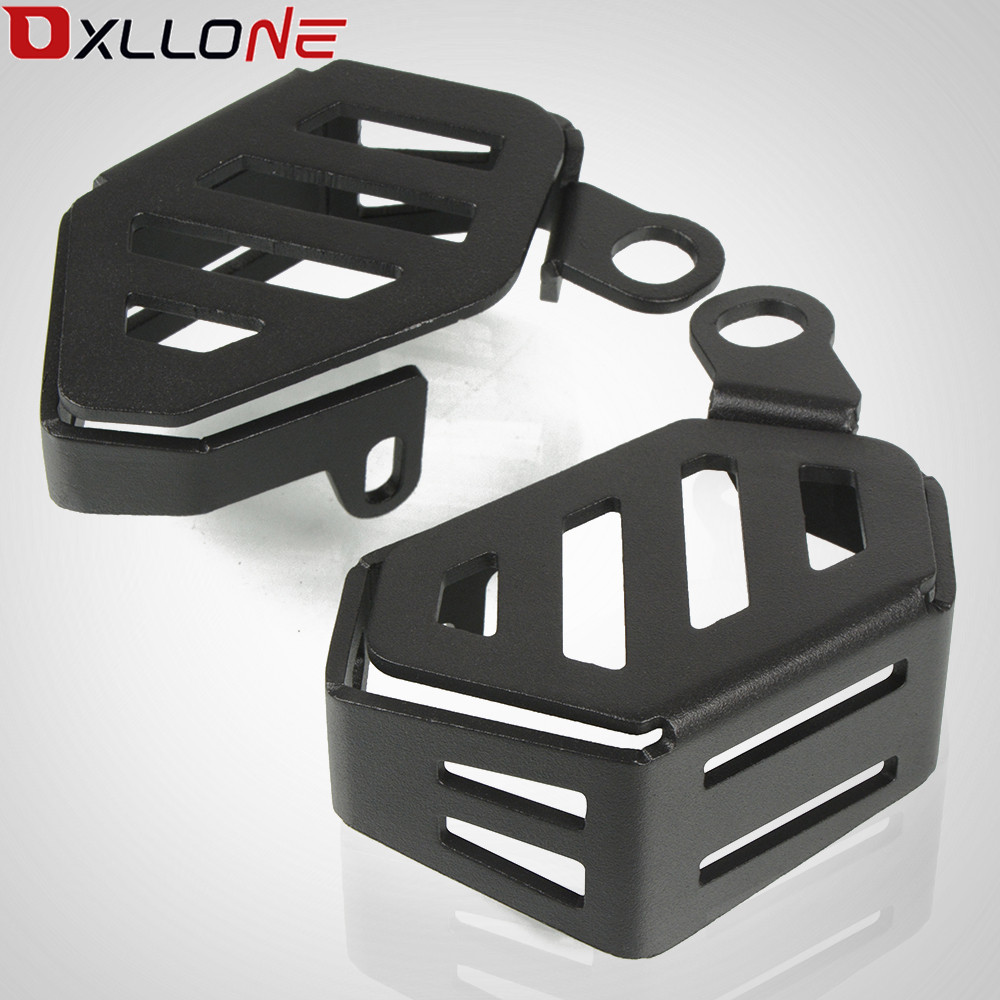 cnc Motorcycle Radiator Protective Cover Guards Grille brake clutch Protecter FOR For BMW R1200GS 2013 2014-2017