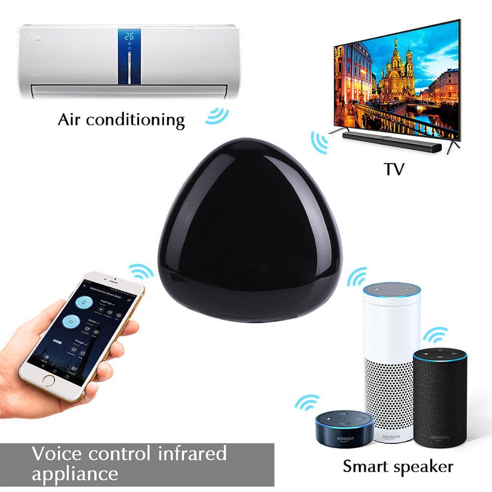 WiFi Remote Control Hub Tuya IR Universal Remote Controller For Home Appliances Air Conditioner TV Controlliing Tuya Smart APP