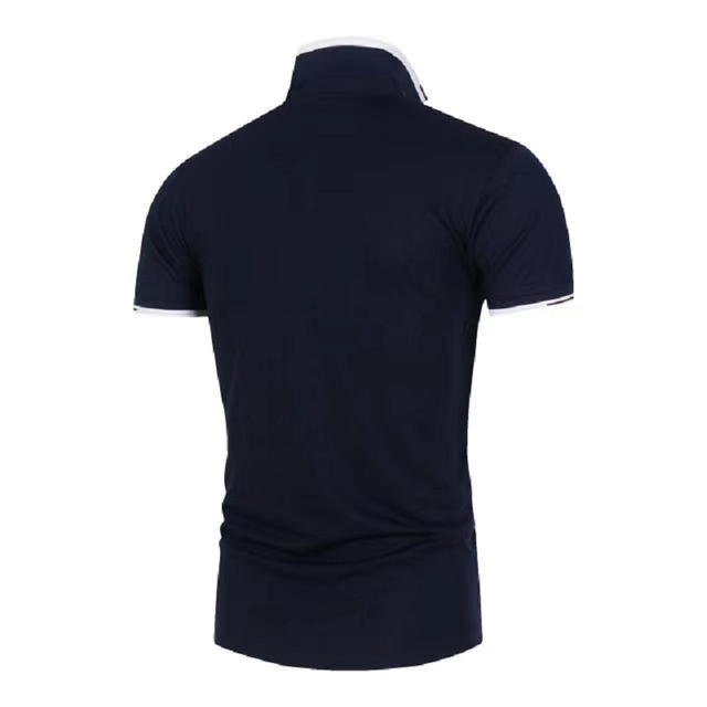 New Men's JA BOSS Summer Polo Shirts Casual Sports Quick-drying Top Male 2021 Breathable T Shirt For Men Chemise Homme 6