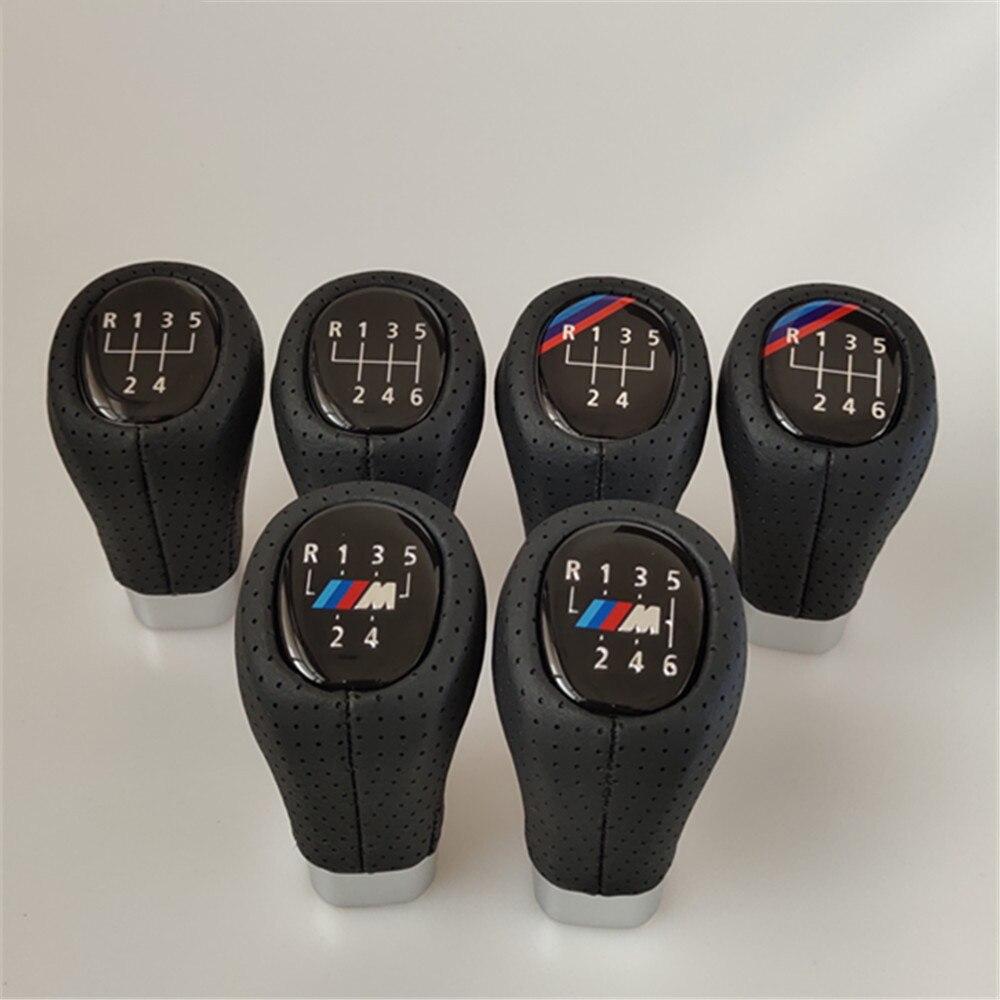 Рукоятка рычага переключения передач подходит для BMW E81, E82, E90, E91, E92, E93, E30, E36, E46, F30, E60, E61, E28, E34, E63, E64, E83, F25