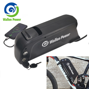 Akumulatory litowo-jonowe ebike 750w akumulator mocny rower elektryczny 52v akumulator do roweru z silnikiem bafang 1000w tanie i dobre opinie 10-20ah Lithium Battery 10AH 14AH brand 2500mah Samsung 3500mah 18650 58 8V 340*80*95mm about 3 5kg ≥80 capacity after 800 cycles