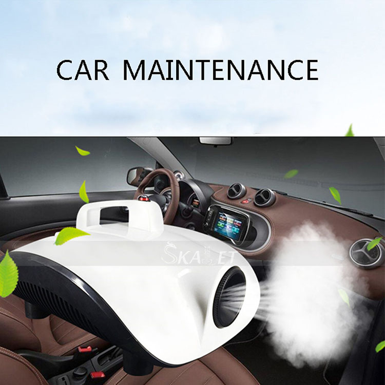 Car Atomization And Disinfection Machine Car Deodorization Sterilization To Formaldehyde Atomizer Fog Machine