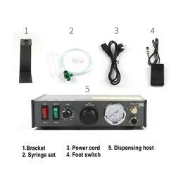 BF-800 Dispenser Semi-automatic Manual Silicone Epoxy Dispenser