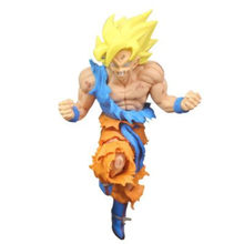 Figurine jouet-collection Figurine Dragon Ball Super Saiyan Son Goku Kakarotto Figurine Action choc jouets Figurine poupée avec PVC(China)