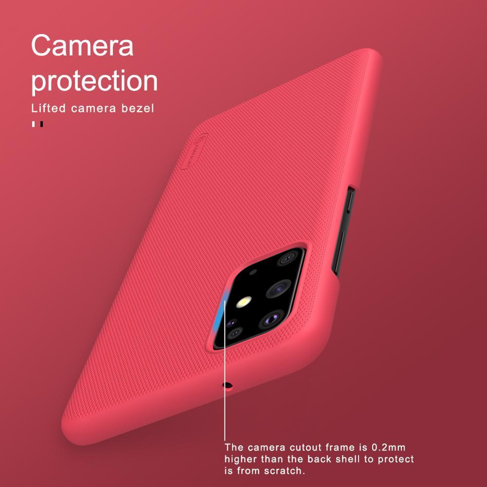 Ohišje za Samsung Galaxy S10 S9 S8 Plus S20 Ultra NILLKIN Super - Dodatki in nadomestni deli za mobilne telefone - Fotografija 5