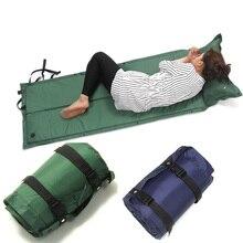 Спальная кровать кемпинг коврик для роллов самонадувающаяся надувная подушка воздушный пакет для матраса кемпинг коврик пляжный коврик для пикника Коврик для песка