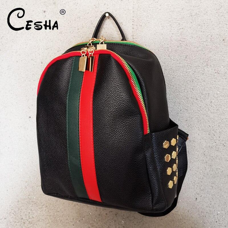 Luxury Fashion Women PU Leather Backpack High Quality Waterproof Female Backpack Pretty Style Gilrs ScoolBag Travel Backpack|Backpacks| - AliExpress