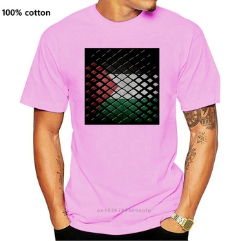 Nowa męska koszulka palestyna projektująca koszulkę rozmiar S-3xl slim prezent moda lato styl obcisła koszulka tanie i dobre opinie CASUAL SHORT CN (pochodzenie) COTTON Cztery pory roku Na co dzień Z okrągłym kołnierzykiem 2018 men women Sukno Drukuj