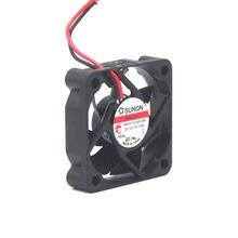 2 Pcs Voor Sunon HA40101V4-000C-999 DC12V 0.8W 4 Cm Stille Ventilator 40 Mm