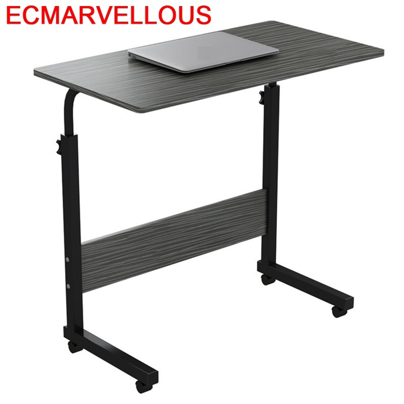 Escritorio Office Tafelkleed Bed Pliante Dobravel Mesa Para Notebook Adjustable Laptop Stand Bedside Computer Desk Study Table
