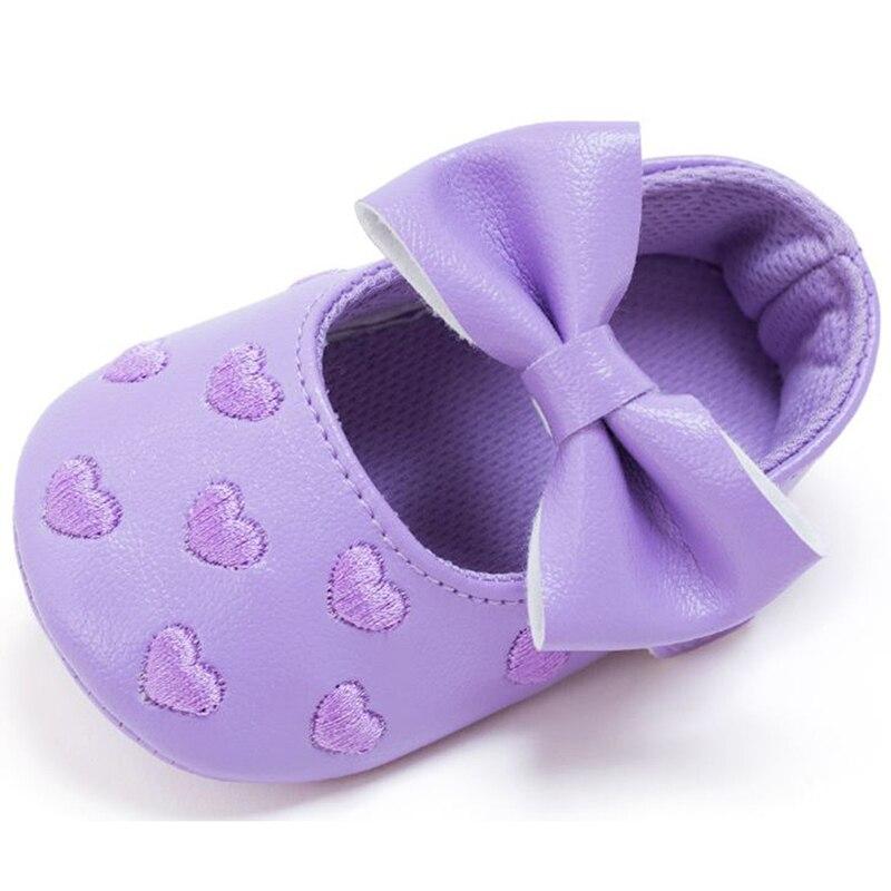 Искусственная кожа, для новорожденных для маленьких девочек платье принцессы, для тех, кто только начинает ходить, сердце-Форма большой