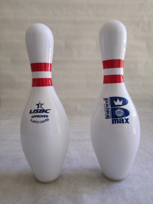 Brunswick Max Stripes Bowling Pin