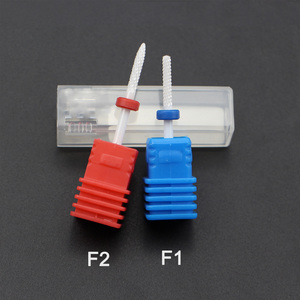 Image 5 - Hoàn Chỉnh Nhất 27 Kiểu Gốm Sứ Móng Mũi Cho Máy Khoan Điện Máy Làm Móng Tay Phụ Kiện Cắt Cối Xay Bằng Sứ Móng Tập Tin Dụng Cụ