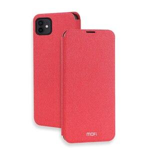 Image 4 - Housse MOFi pour iPhone 12 étui Pro housse en Silicone pour iPhone 12 Mini housse de luxe Silm pour iPhone 12 Pro coque Max