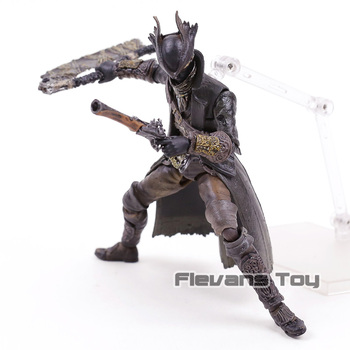 Figma 367 Hunter Bloodborne Bloodboorne PVC Action Figure Collectible Model Toy 1