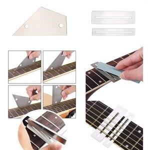 Image 3 - ギターツールキットの修復メンテナンスツール文字オーガナイザー文字列アクション定規ゲージ測定ツール六角レンチセット