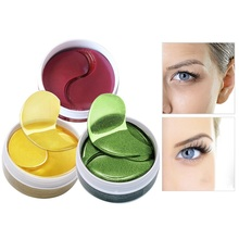60Pcs/Bottle Eye Essence Anti-Wrinkle Face Care Collagen Eye