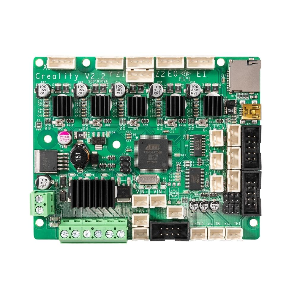 Ender-5 PLUS 1.1.5 Silent Mainboard/Motherboard TMC2208 Driver 3D Printer Part Ender 5 PLUS/CR-X/Cr-10 Series Creality 3D