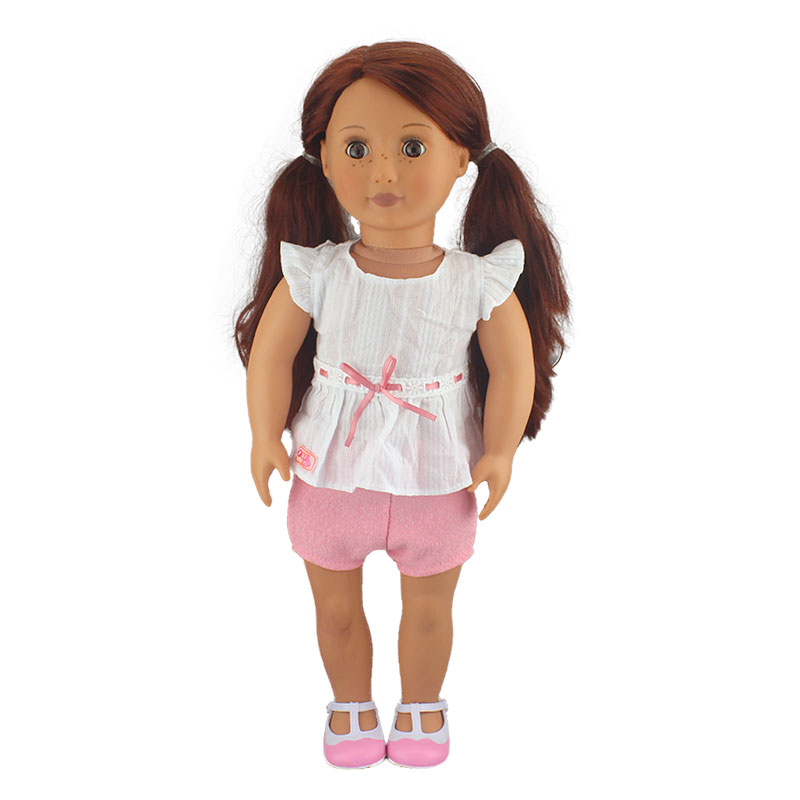 New Fashion  Original Suit Fit For American Girl Doll  18 Inch Doll Outfits And Accessories
