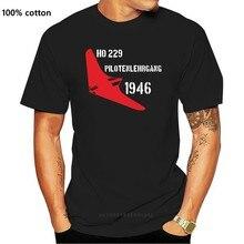 2019 Fashion Hot sale Ho 229 Pilotenlehrgang 1946 Horten Luftwaffe Nurflugel Weltkrieg - T Shirt Tee shirt
