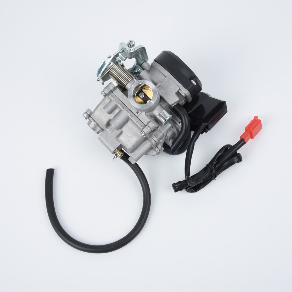 For Chinese <font><b>GY6</b></font> <font><b>50cc</b></font> 60cc 139QMB 139QMA Scooter ATV <font><b>Carburetors</b></font> Engine Motors image