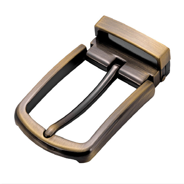Boucle métallique pour hommes | Nouvelle mode de restauration anciennes voies, broche de ceinture, boucle, artisanat cuir bricolage, accessoires fournitures pour 3.5cm