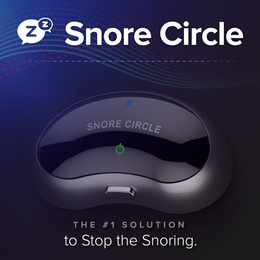 Smart Schnarch Stopper Biosensor Ronco Lösung Apnea monitor CPAP Anti Schnarchen Schlaf Hilfe Anti Schnarchen reduktion Gerät Gesundheit Pflege - 2