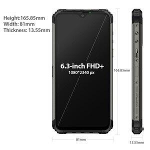 Image 3 - Wersja globalna osłona Ulefone 7E Smartphone 4GB + 128GB wytrzymały telefon komórkowy wodoodporny IP68 Android 9.0 Octa Core NFC bezprzewodowy OTG