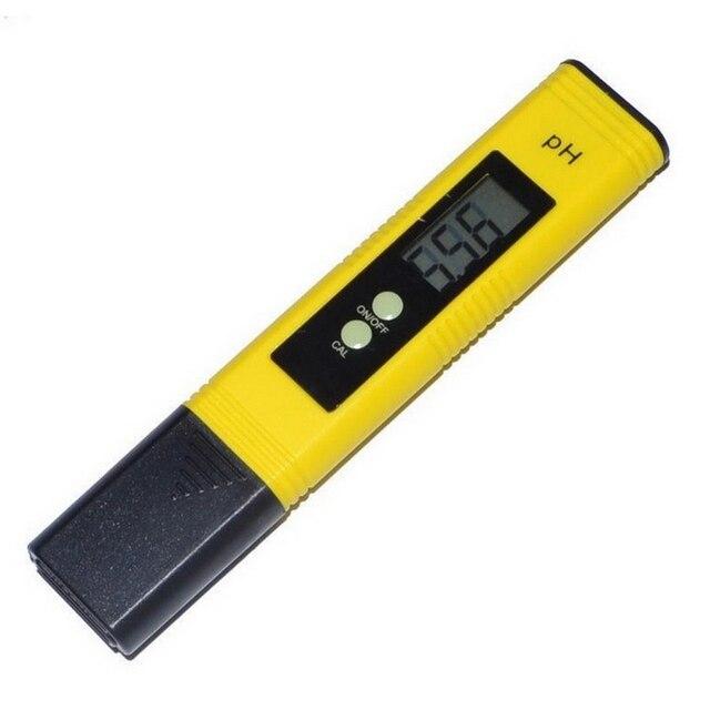 Цифровой ph метр с ЖК дисплеем измерительная ручка тестер точности