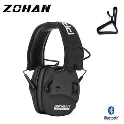 Réduction du bruit cache-oreilles de sécurité Protection auditive réglable NRR 22db tir cache-oreilles défenseurs des oreilles avec crochet de taille