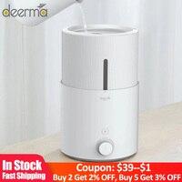 Original Deerma DEM SJS600 5L Ultrasonic Air Purifying Humidifier Aroma Integrated UV Purification Waterway Office House