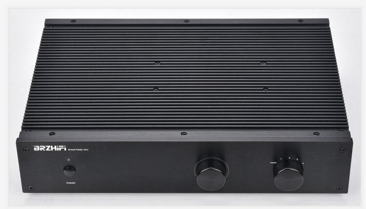 Amplificateur de puissance à lampes de classe A amplificateur de préampli Phono 40Wx2 référence fidélité musicale A120 pour Home cinéma bricolage