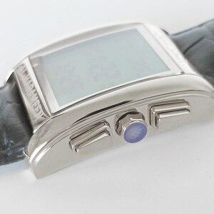 Image 4 - Adhan Watch for Muslim Prayer AL Harameen Fajr Time Wristwatch with Azan Time Qibla Compass Hijri Calendar