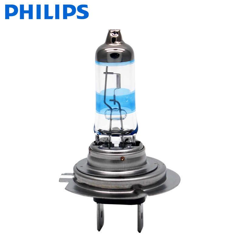 2XフィリップスH1 H4 H7 9003 HB2 12v x-tremeビジョンプラスキセノン白色光ハロゲンヘッドライト 130% 明るい車本電球xvp