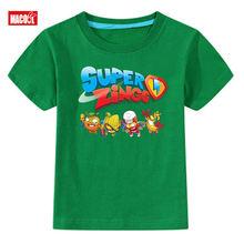 Футболка для маленьких мальчиков детские футболки серии los