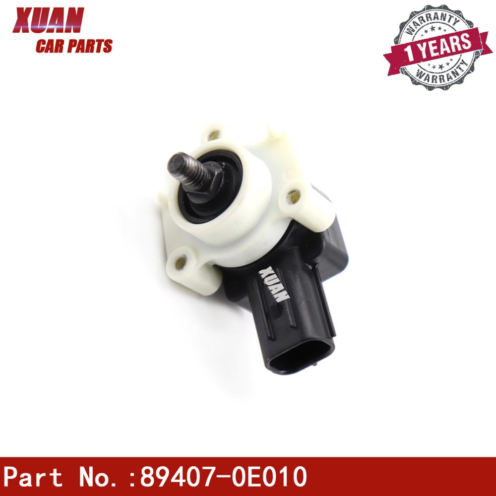 XUAN High Quality Headlight Level Sensor 8940848030 89407-0E010 For <font><b>Lexus</b></font> RX350 3.5L RX450h 10-16 3.5L 89408-48030 894070E010 image
