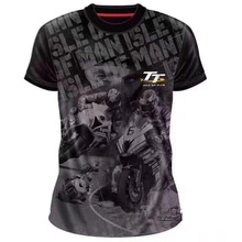 Men's T-Shirts Fashion 2019 TT T-Shirt Team Racing Road Race Wear Off-Road MX ATV Quick-Dry T-Shirt Motorcycle Road Races Short все цены