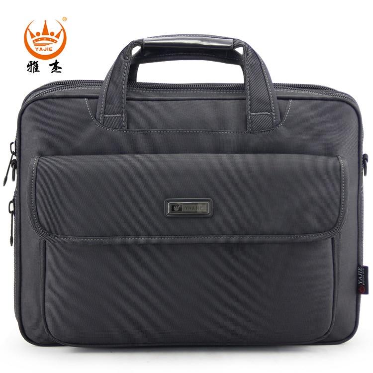 Men  Business Briefcase Oxford Water-proof Travel Bag Male Laptop Messenger Bag Casual Shoulder Cross Body Bag Man Handbag
