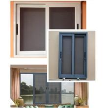 1 Pcs Sliding Glass Door Window Handle Lock Hook Style Flush Mount Zinc Alloy JAN88