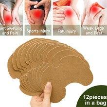 12Pcs Schmerzen Relief Patch Schulter Knie Neck Zurück Arthritis Gemeinsame Chinesische Pflanzliche Medizinische Gips Heißer Verkauf