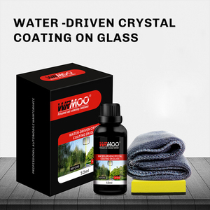 Rainproof Hydrophobic Crystal Glass Coating Anti fog Rearview Mirror Protective Film Kit Car Windshield Waterproof Cleaner Car A