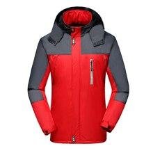 Newest Fashion Men's Jackets Waterproof Spring Hooded Coats Men Women Outerwear