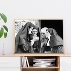 Smoking Nuns Prints ...