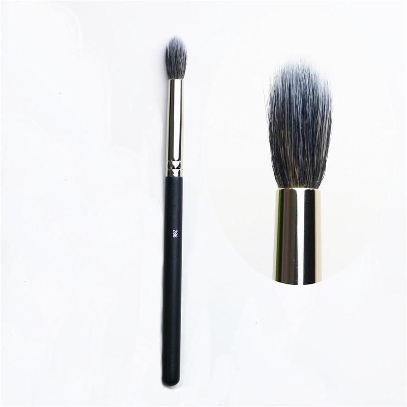 Brand Makeup Brushes Fiber Wool Synthesis Precise Tapered Blending Brush Eyes Crease Contour High Light Brush Makeup Tool M286
