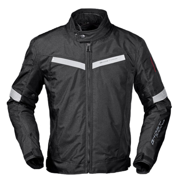 Black Men's Cool Outdoor Jackets Motorcycle Jacket Racing Suits Race Coat Tops