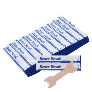 Image 5 - 200pcs Anti Snoring Nasal Patch Better Breathe Good Sleeping Nasal Strips Stop Snoring Strips Easier Health Care Patch Product