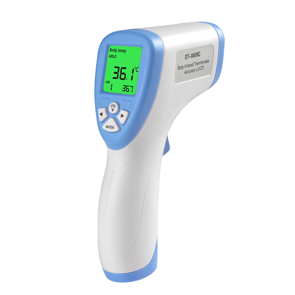Digital Infrared Thermometer Temperature Measurement Non-contact Infrared Thermometer for Kids Adults